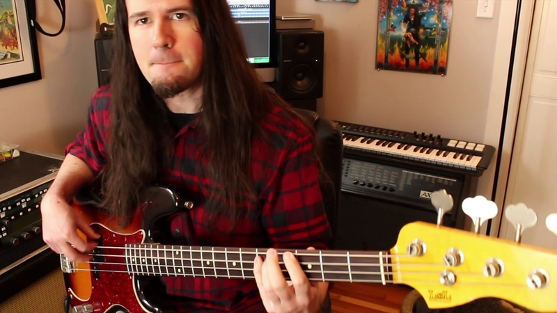 Spirits in the Material World (Police) TABS ON-SCREEN bass lesson cover