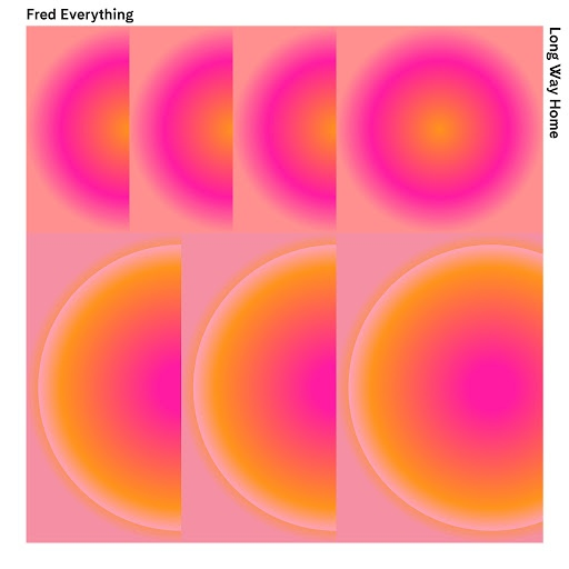 Fred Everything альбом Long Way Home