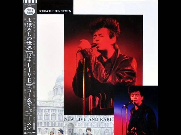 Echo The Bunnymen – Paint It Black = 1988