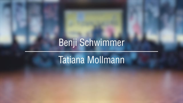 D-Town Swing 2018 Champions Jack Jill Benji Schwimmer Tatiana Mollmann