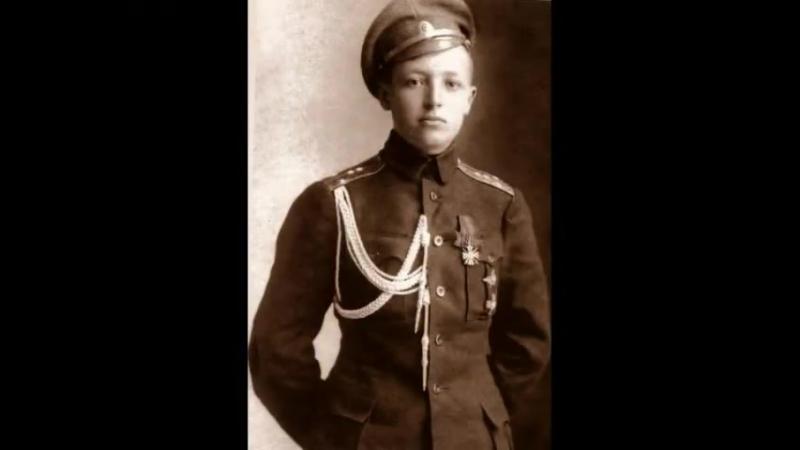 Песня Юнкеров Николаевского Кавалерийского Училища