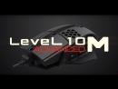 ТТСТРИМ:  серия игровых мышек LEVEL 10M