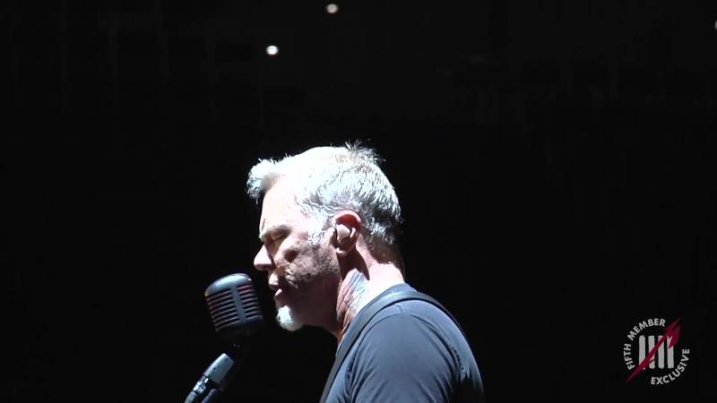 Metallica: Holier Than Thou (Rehearsal - 2018)