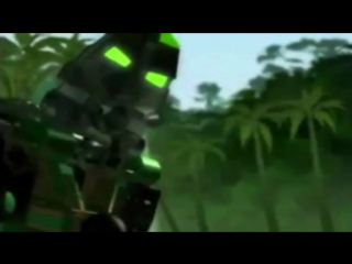 BIONICLE Infected Lewa Mata Movie ( 720 X 1280 ).mp4
