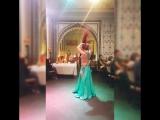 ?Импровизация Эбру в ресторане Баку СПб