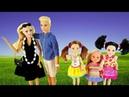 ОСОБЕННЫЙ ПОДАРОК ДЛЯ УЧИТЕЛЬНИЦЫ Мультик Барби Школа Куклы Игрушки Для девочек