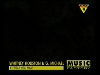 05. Whitney Houston, George Michael. If I Told You That (