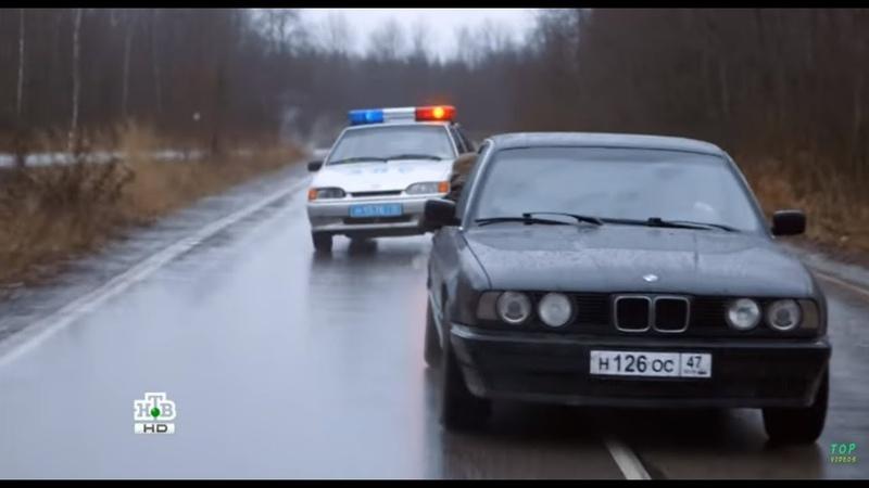 Морские дьяволы. Смерч-3 (2015) 31 серия - car chase scene