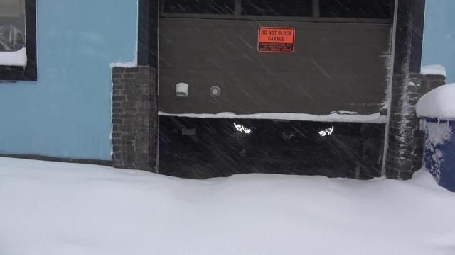 Huracan Snow Storm - Lambo!