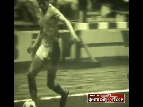198 Торпедо Луцк матч 6 Чемпионат СССР по футболу 2 я лига
