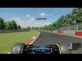 Gran Turismo™SPORT F1 Nurburgring Nordschleife