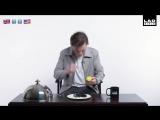 [Silence Place] Том Холланд пробует британские и американские снэки