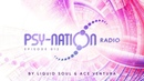Psy-Nation Radio 012 - incl. Captain Hook Mix Ace Ventura Liquid Soul