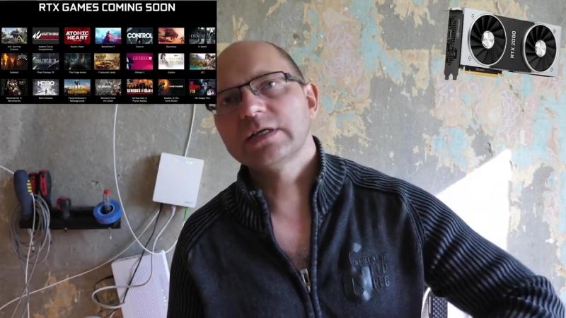 [Technopark] Худшая ИГРОВАЯ ВИДЕОКАРТА от Nvidia RTX 2080 Ti?