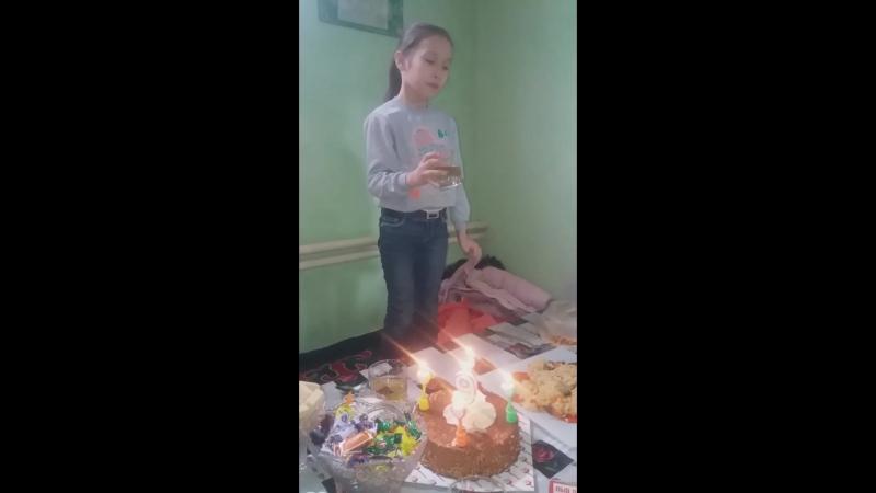 Гулмира Акурпекова Наурызда ГРЭС те