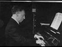 Brahms Rhapsody Op 119 No 4 in E Flat Major Rubinstein Rec 1941.wmv