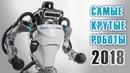 Самые крутые роботы 2018