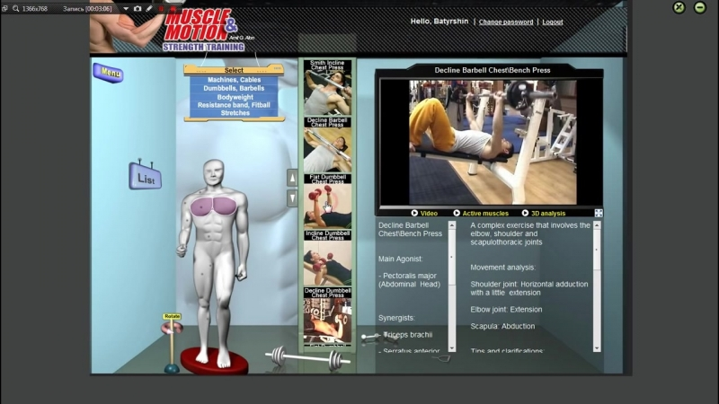 Большая грудная мышца Грудь Анатомия Упражнения Растягивание смотреть онлайн без регистрации