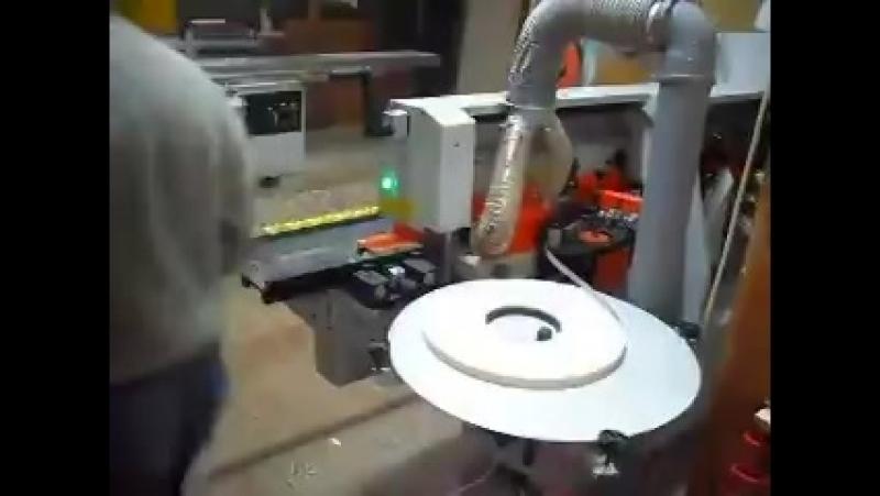 Наш кромочный станок автомат Качество супер