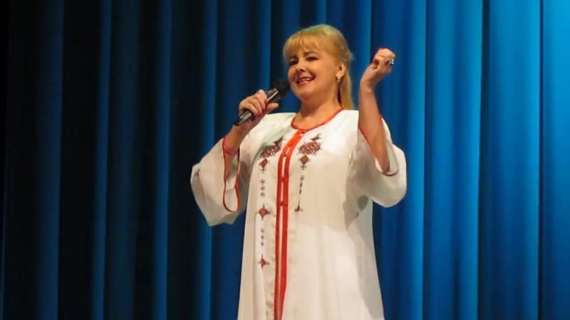 Светлана Орешкина - Эсĕ сар хĕвел пулсан (2018)