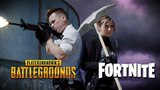 Типичный PUBG  vs Fortnite 1 серия
