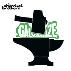 The Chemical Brothers альбом Galvanize