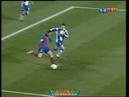 Season 2004/2005. FC Barcelona - RCD Espanyol - 0:0 (highlights)