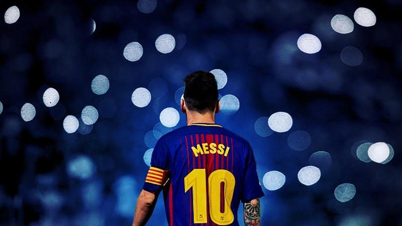 Lionel Messi - Stargazing   Skills Goals   2017/2018 HD
