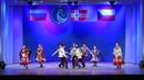 Ансамбль танца Радость г. Мурманск Донская поцелуйная кадриль Десятка