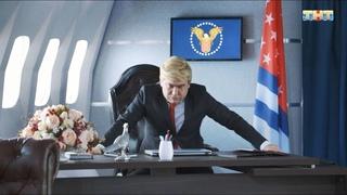 Однажды в России - Президент Америки попал в Россию