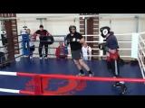 Бокс рский спарринг Ф дора Емельяненко п... Лебедева (720p).mp4