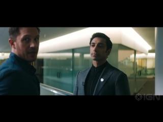 Веном Эксклюзивный Клип - Разговор Эдди Брока с Карлтоном Дрейком / Venom Exclusive Clip - Eddie Brock Ambushes Carlton Drake