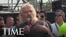 Richard Branson Speaks About Venezuela Aid Concert | TIME
