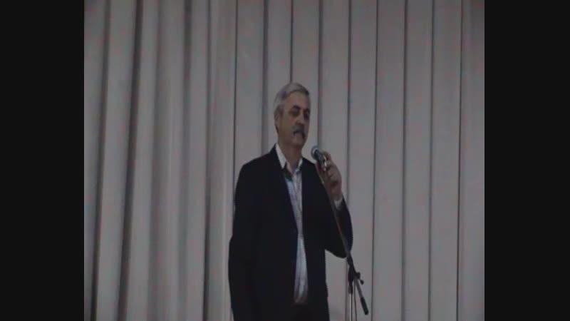 БЕЗМОЛВИЕ сл. А.Шевченко муз. и исп. А.Чернуха