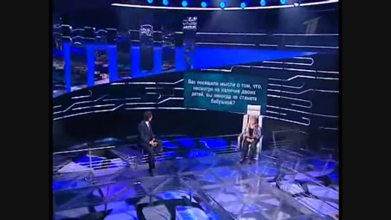 Детектор лжи (Первый канал,18.09.2010)