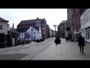 City center of Aalborg