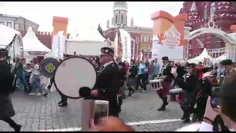 Лотус Пощади Дункан Маклауд на Красной Площади