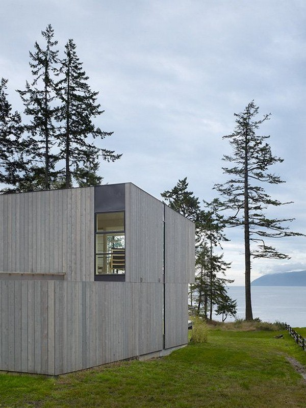 Cabaña Doe Bay / Heliotrope Architects