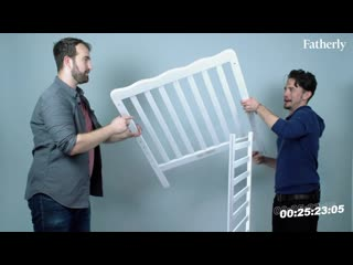Can Twilights Jackson Rathbone Build a Crib Before His Flight Leaves؟ ¦ The Build, Ep. 1