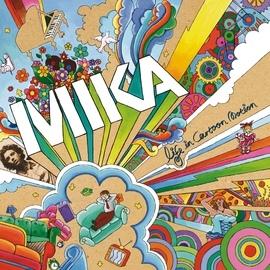 Mika альбом Life In Cartoon Motion
