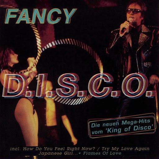 Fancy альбом D.I.S.C.O.