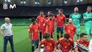 Vive desde dentro la foto oficial de la selección española