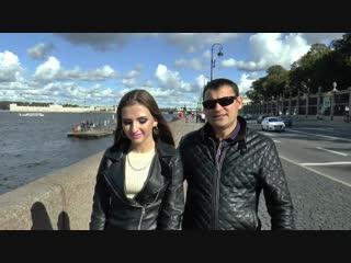 Вячеслав ЛЕОНТЬЕВ и Олеся ПАВЛОВА - Я и Ты -Видеоклип-