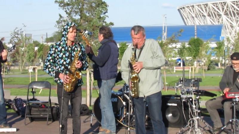 Комбо-джаз-бенд