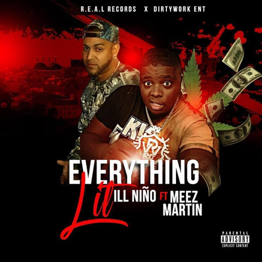 Ill Niño альбом Everything Lit (feat. Meez Martin)