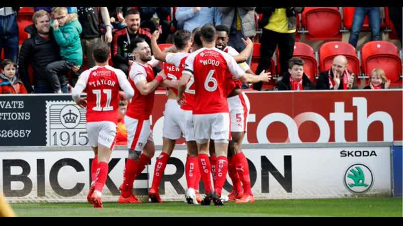 Rotherham 2-1 Nottingham Forest