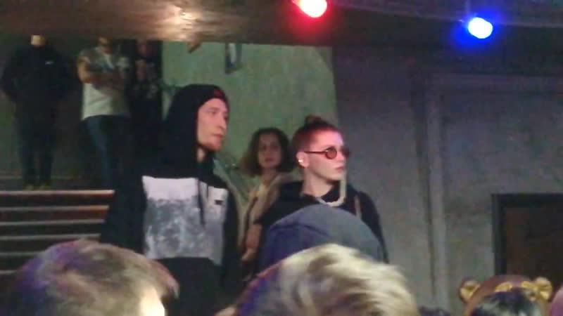 Обращение IC3PEAK после срыва концерта ФСБшниками в Перми