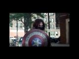 Captain America Капитан Америка Джеймс Барнс James Barnes Сокол Falcon