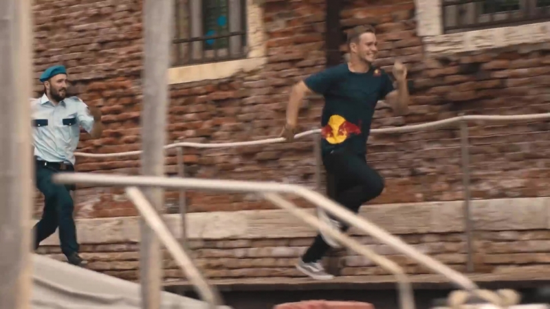Chasing Love In Venice | Freerunning with Pasha The Boss