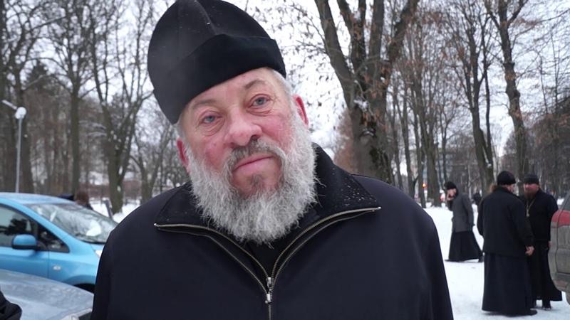 Священник Володимир Ліванчук про мирну ходу Московського патріархату у Вінниці